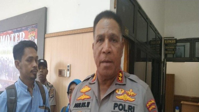 Foto: Kapolda Papua Irjen Pol Paulus Waterpauw (Antara Foto)
