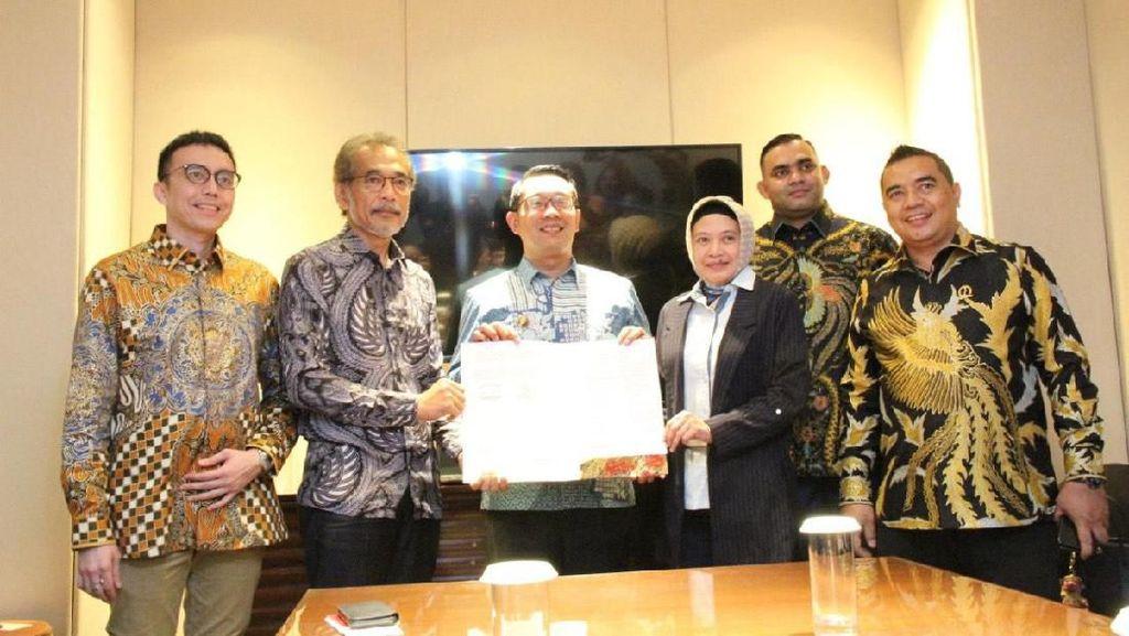 Malaysia Garap Proyek Pembangkit hingga Pengolahan Sampah di Jabar