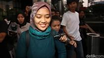 Senyum Wagub Lampung Usai Diperiksa KPK