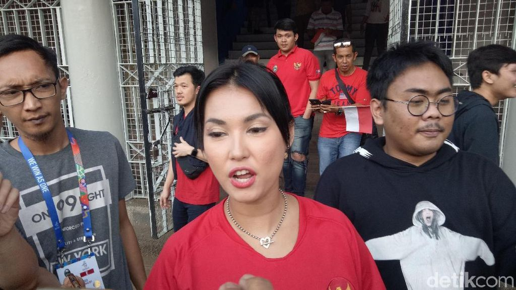 Miyabi Tonton Thailand Vs Indonesia, Jagokan Garuda Muda Menang