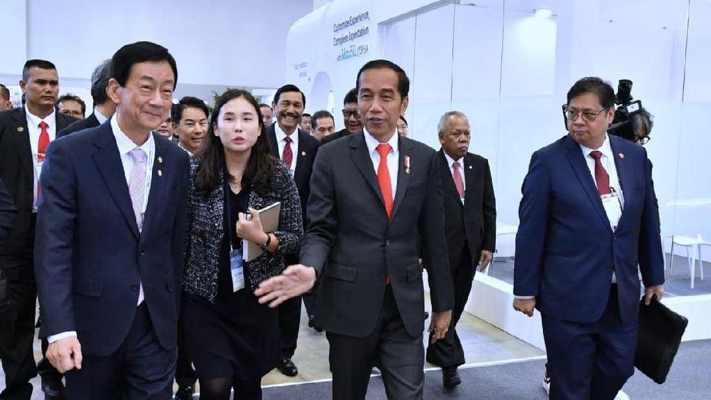 Jokowi Mau Mampir ke Pabrik Hyundai, Rayu Investasi?