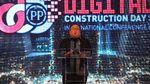 Menristek Hadiri PP Digital Construction Day