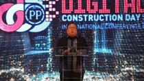 Menristek Hadiri PP Digital Construction Day