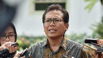 Istana: Perpres KPK Masih Dalam Proses