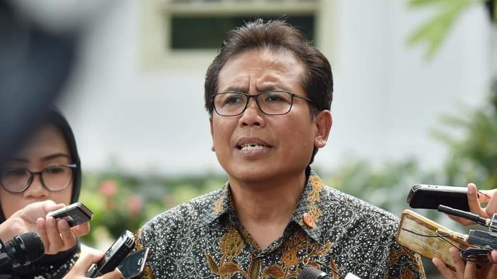 Jubir Presiden Jokowi, Fadjroel Rachman