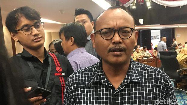 Wakil Ketua DPD Partai Gerindra DKI Jakarta, Syarif