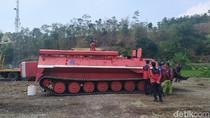 Kolaborasi dengan Rusia, Pindad Bikin Tank Baja Khusus Pemadam Api