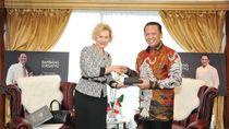 Ketua MPR Dorong Peningkatan Kerja Sama Indonesia-Rusia