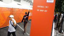 Dukungan Suporter Indonesia untuk Garuda Muda di Laga Perdana