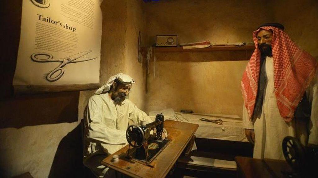 Menyusuri Lorong Waktu di Dubai Museum