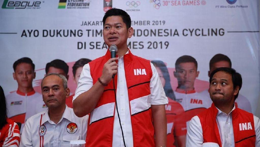 Indonesia Sementara Kedua SEA Games, KOI Belum Relaks