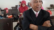OC Kaligis Luncurkan Buku KPK Bukan Malaikat di Lapas Sukamiskin