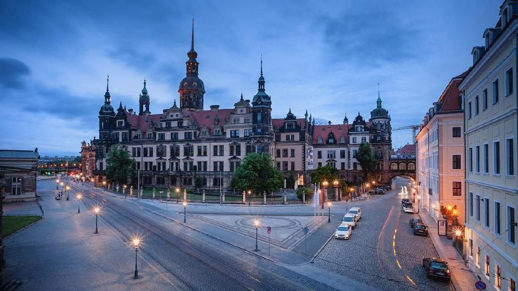 Maling Gondol Perhiasan Rp 15 Triliun dari Istana di Jerman