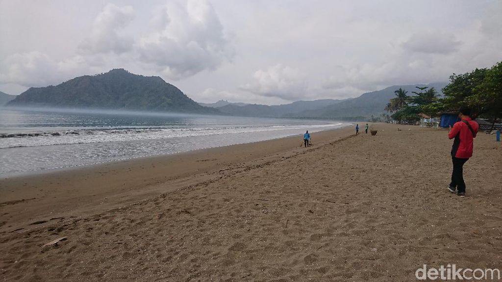 Pemerintah Pusat Gelontorkan Anggaran Rp 35 Miliar Benahi Pantai Prigi