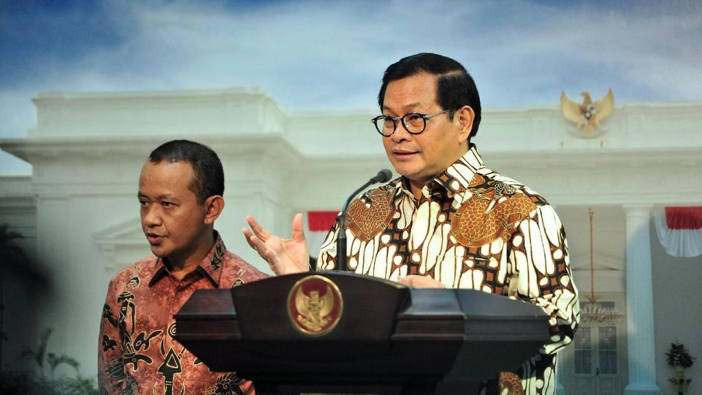 Istana Tunggu Putusan DKPP soal SK Pemberhentian Wahyu Setiawan