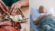 Waduh! Makan Seafood Sisa Semalam, Kakek di China Hampir Tewas