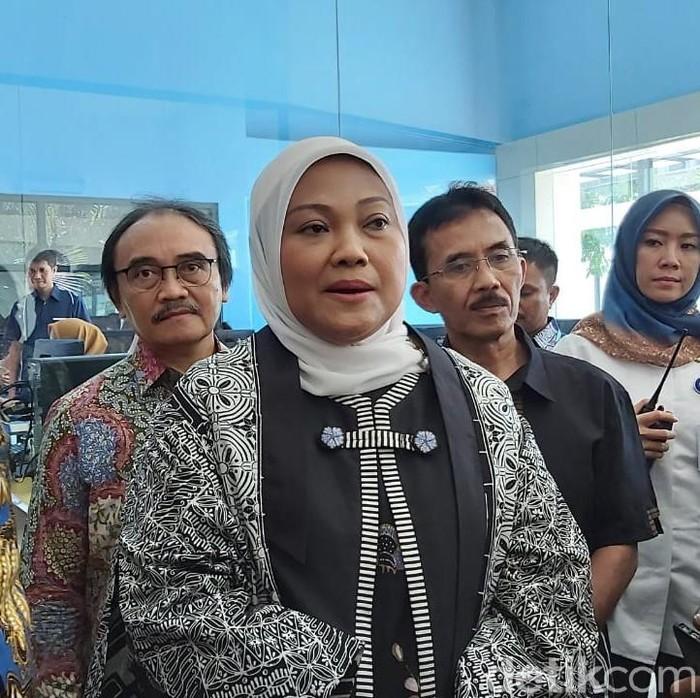 Ida Fauziyah (Angling AP/detikcom)