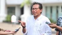 Soal RI Kurang Demokratis, Jubir: Jokowi Tegak Lurus Jalankan UUD