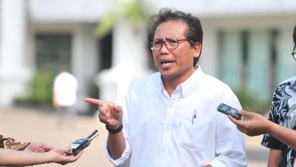 Muncul Tagar JokowiTakutFPI, Ini Respons Istana