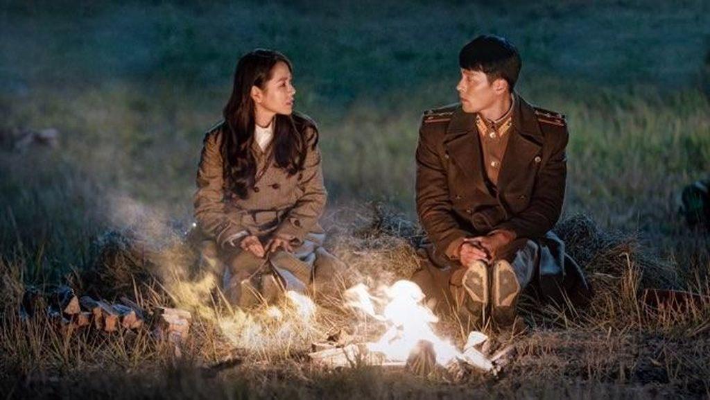 5 Adegan Crash Landing On You Hyun Bin & Son Ye Jin Bikin Baper