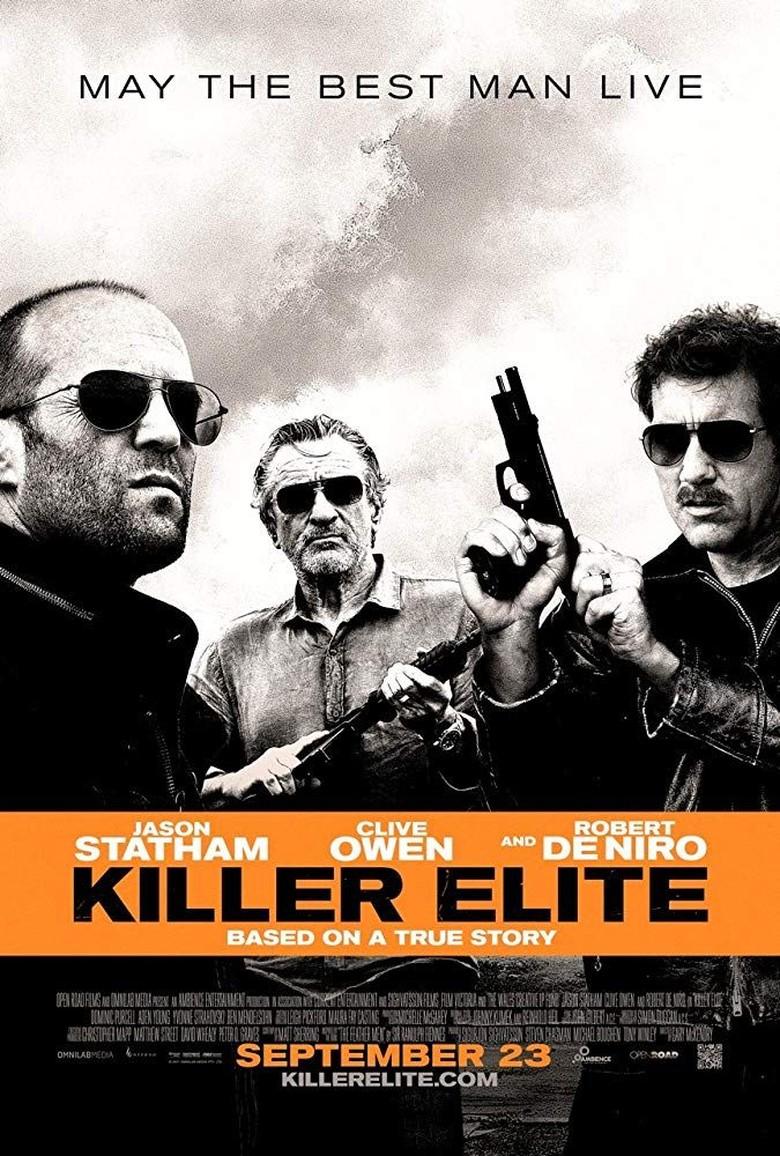 Killer Elite, Film yang Dibintangi Jason Statham dan Diangkat dari Novel/Foto: IMDb