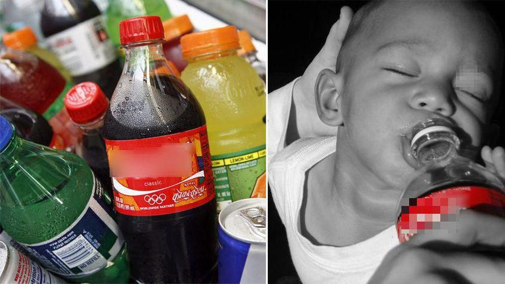 Tega! Karena Gagal Aborsi, Ibu Ini Kasih Minuman Soda ke Anaknya Agar Mati
