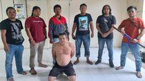 Pemerkosa yang Ancam Remaja Pakai Samurai di Sidrap Ditangkap