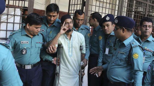 Salah satu militan Bangladesh yang divonis mati