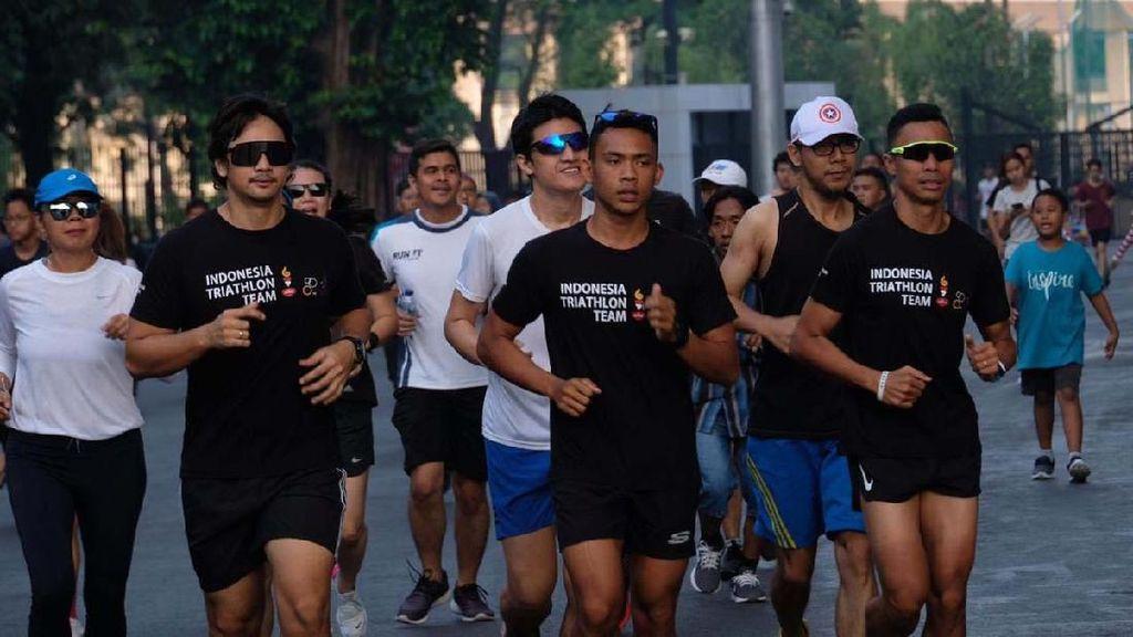 Atlet Triathlon Indonesia Siap Tempur di SEA Games 2019