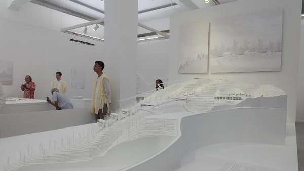 Ikuti Lorong Perjalanan andramatin di Galeri Nasional Yuk!