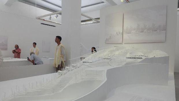 20 Tahun Berkarya andramatin Dirayakan Lewat Pameran Arsitektur 'Prihal'