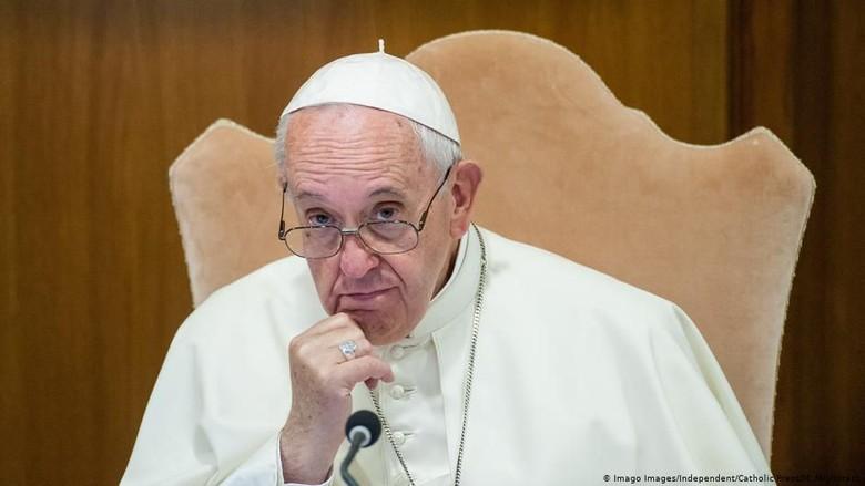 Paus Fransiskus: Ada Korupsi di Vatikan