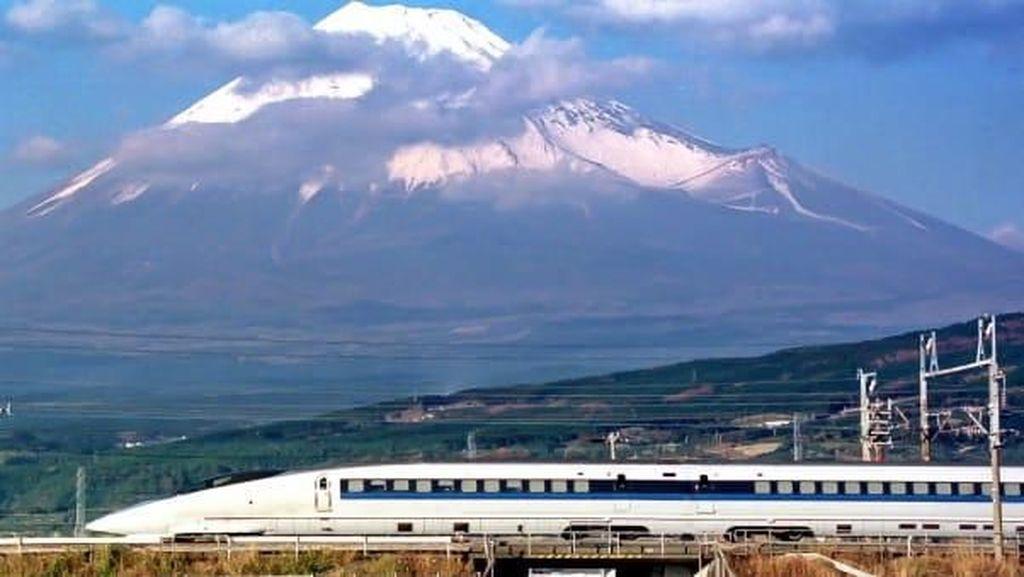 Sejarah Shinkansen Ubah Tatanan Dunia Kereta