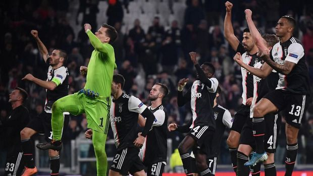 Juventus memenangi dua dari tiga pertemuan terakhir lawan Atletico.