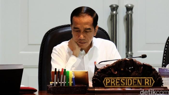 Presiden Jokowi (Foto: Ilustrator: Fuad Hasim)