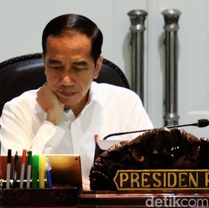 Jokowi Kapok Datangi Groundbreaking Proyek