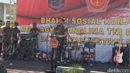 Panglima TNI Ingin Anak-anak di Wilayah Perbatasan Bebas Stunting