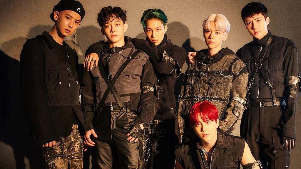5 Lagu EXO Pilihan Jelang HUT Transmedia ke-18