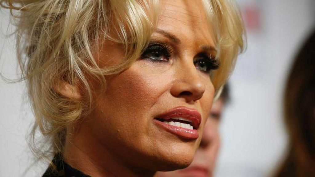 PM Scott Morrison Tolak Permintaan Pamela Anderson Bantu Kasus Julian Assange