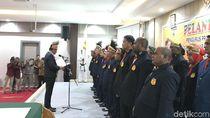 Lantik Pengurus Forki Papua, Panglima TNI Ingatkan Persatuan Bangsa