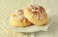 Cara membuat roti isi.