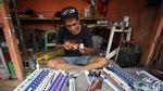 Keren! Bisnis Miniatur Kereta dari Manggarai Tembus Mancanegara