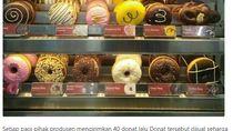 Heboh Cuitan Netizen Soal Pegawai Minimarket Wajib Beli Donat yang Tak Laku