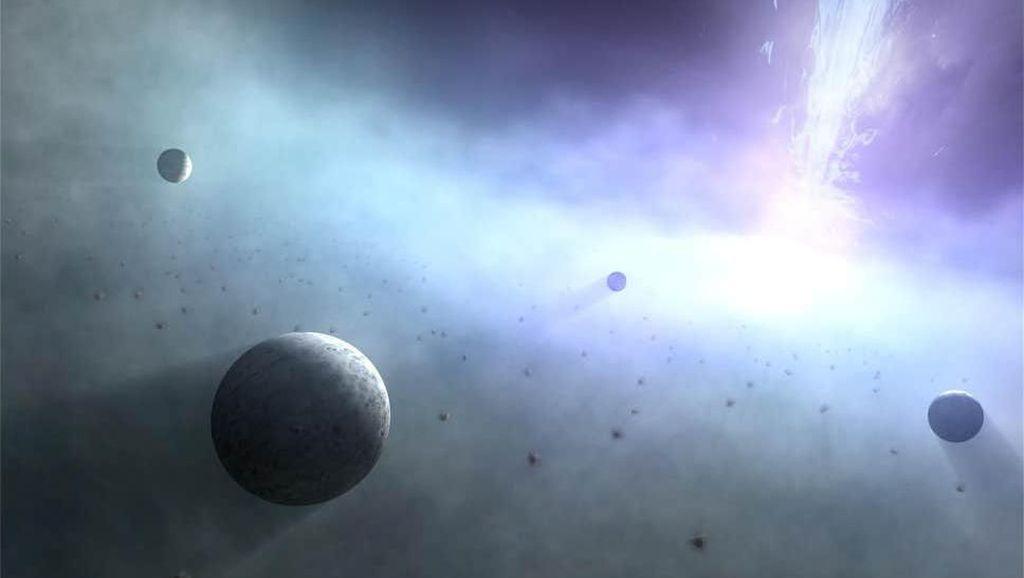 Planet Misterius Mengorbit di Bintang Dekat Matahari
