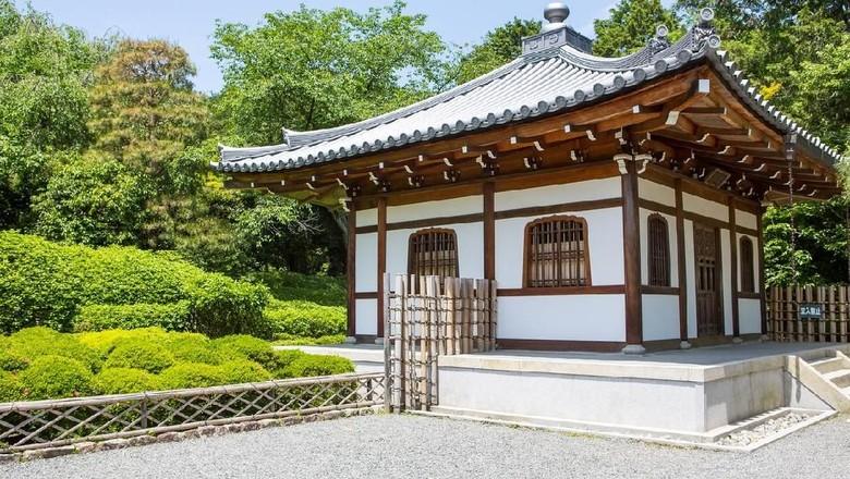 Kuil Ryoanji Kyoto. (Foto: iStock)