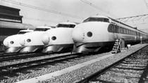 Sejarah Berjayanya Shinkansen dalam Foto