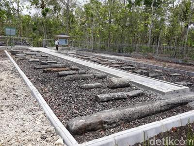 Situs Bleberan, Saksi Peradaban Kuno di Gunungkidul