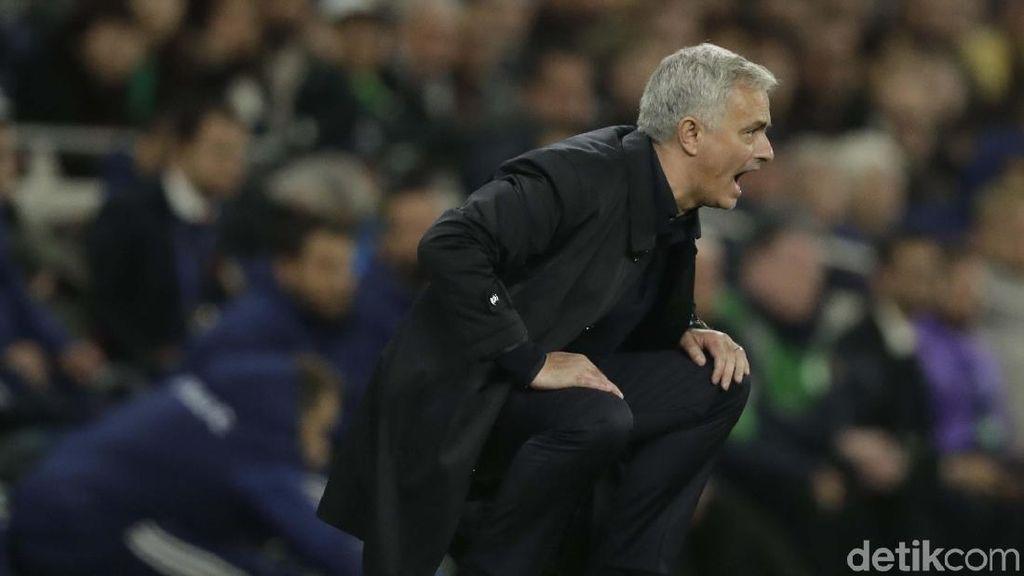 Mourinho Sudah Ingatkan Tottenham Soal Rashford