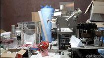 Pabrik Pil PCC di Tasik Bagian Sindikat Narkotik Internasional
