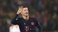 Lewandowski yang Sensasional